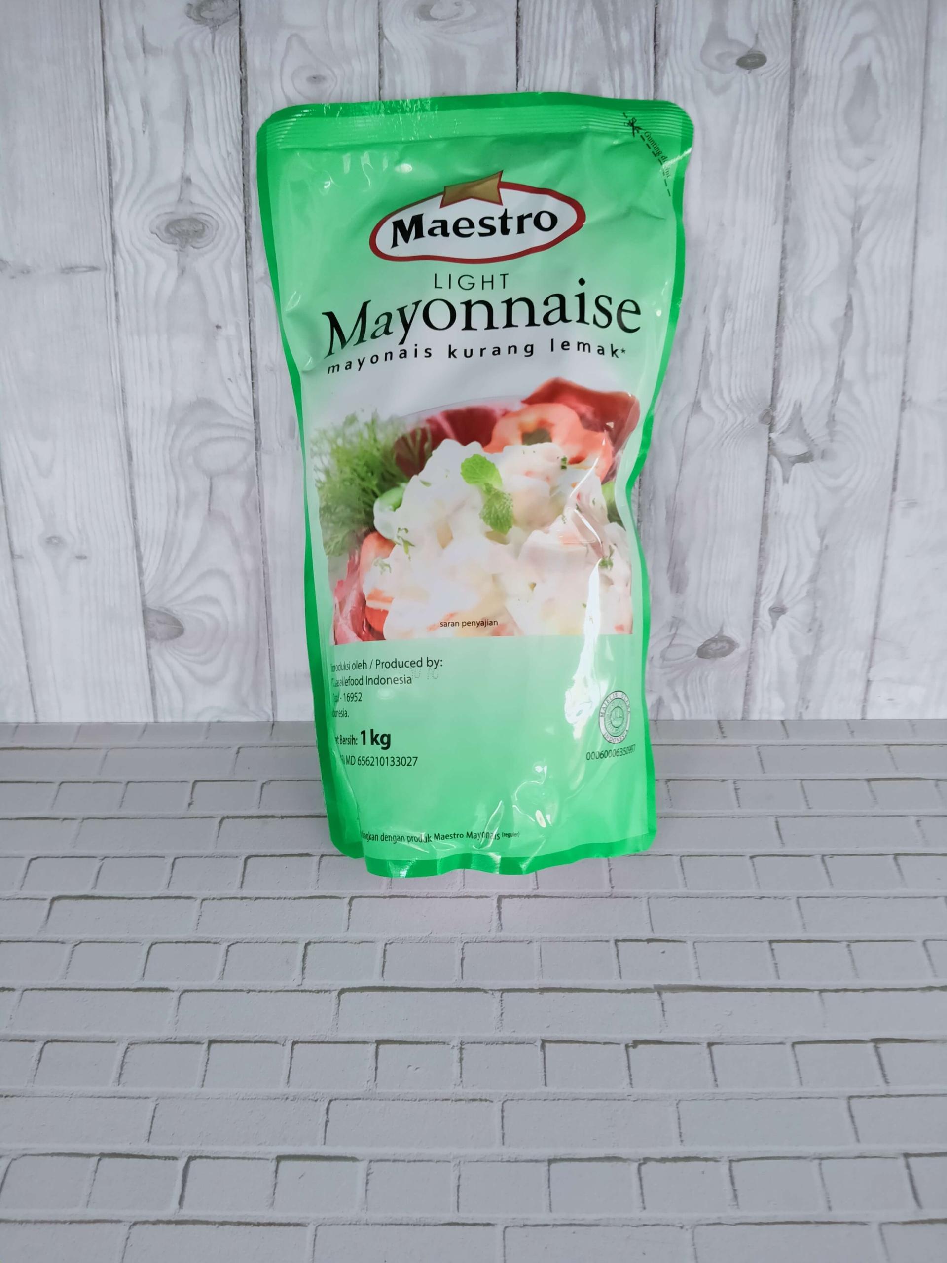 Mayonaise Maestro 1 Kg