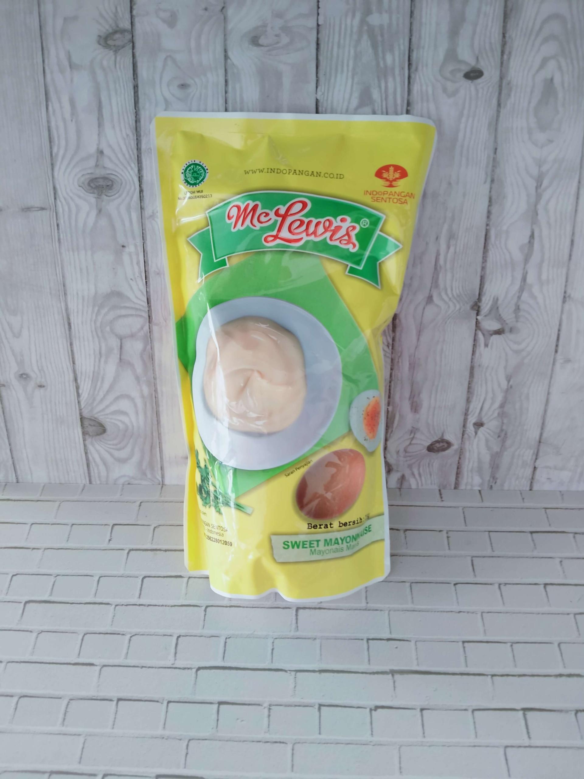 Mayonaise Manis Mclewis 1 Kg