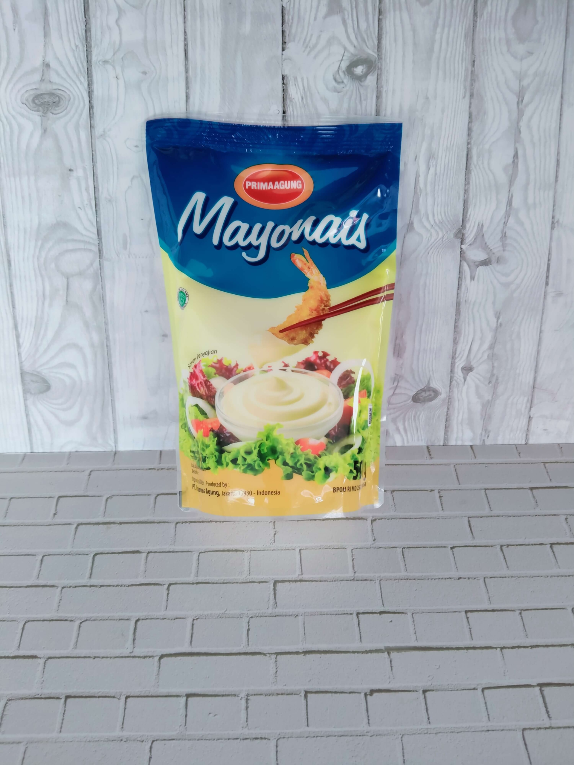 Mayonaise Prima Agung 500 G